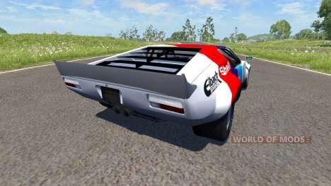 De Tomaso Pantera 1972 für BeamNG Drive