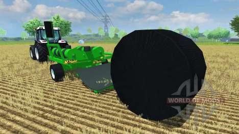 McHale 991 [Black] pour Farming Simulator 2013