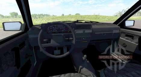 VAZ-21099 v2.0 pour BeamNG Drive
