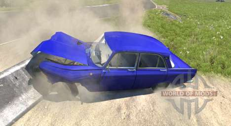 Moskvitch-412 pour BeamNG Drive
