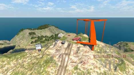 Location-eine Neue top- für BeamNG Drive