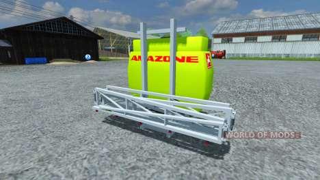 Épandeur Amazone pour Farming Simulator 2013