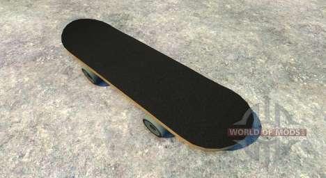 DSC Skateboat für BeamNG Drive