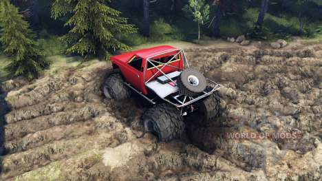 Toyota Hilux Truggy v0.9.1 pour Spin Tires