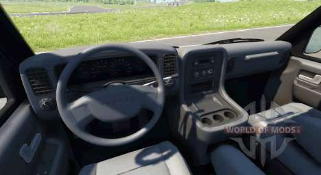 Gavril H-Series Passenger pour BeamNG Drive