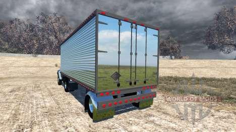 ZIL-V mit Auflieger für BeamNG Drive