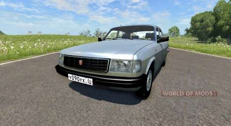 GAZ-Wolga-31029 für BeamNG Drive
