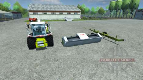 CLAAS Jaguar 900 für Farming Simulator 2013