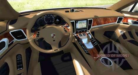 Porsche Panamera für BeamNG Drive