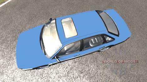Volkswagen B3 pour BeamNG Drive