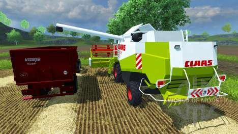 CLAAS Lexion 420 pour Farming Simulator 2013