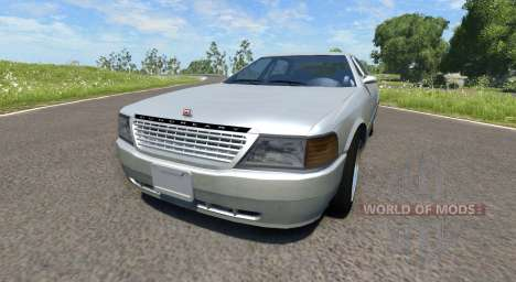 Dundreary Admiral pour BeamNG Drive