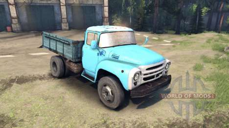 Net ZIL-130 pour Spin Tires