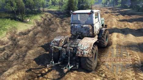 T-150K für Spin Tires