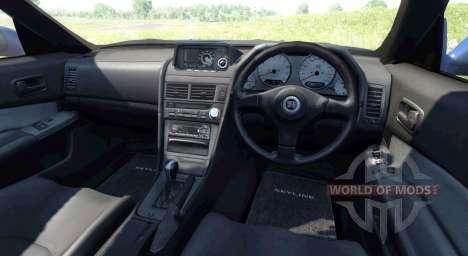 Nissan Skyline R34 pour BeamNG Drive