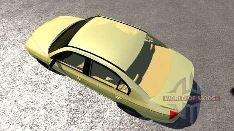Hyundai Elantra pour BeamNG Drive