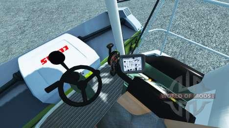 CLAAS Jaguar 900 pour Farming Simulator 2013