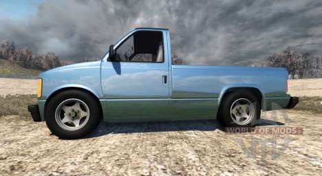 Gavril H-Series Pickup für BeamNG Drive