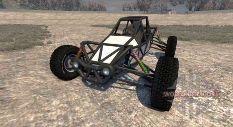 DSC Scarab pour BeamNG Drive