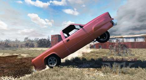 Gavril D-Series Bird pour BeamNG Drive