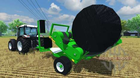 McHale 991 [Black] für Farming Simulator 2013