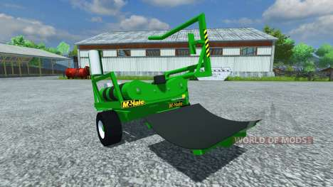 McHale 991 [White] pour Farming Simulator 2013