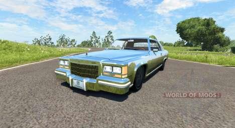 Cadillac De Ville 1984 für BeamNG Drive