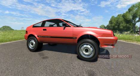 Dinka Blista Compact für BeamNG Drive