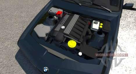 BMW E24 M6 v1.1 für BeamNG Drive
