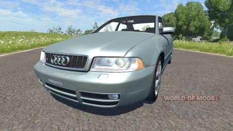 Audi S4 2000 [Original] für BeamNG Drive