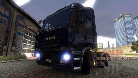 Xénon pour Euro Truck Simulator 2