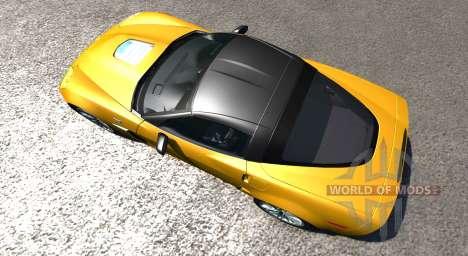 Chevrolet Corvette ZR1 2010 für BeamNG Drive