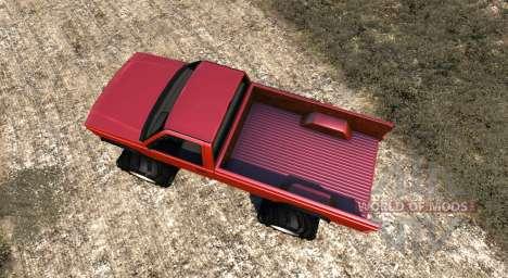 Gavril D-Series Monster Truck v2 für BeamNG Drive