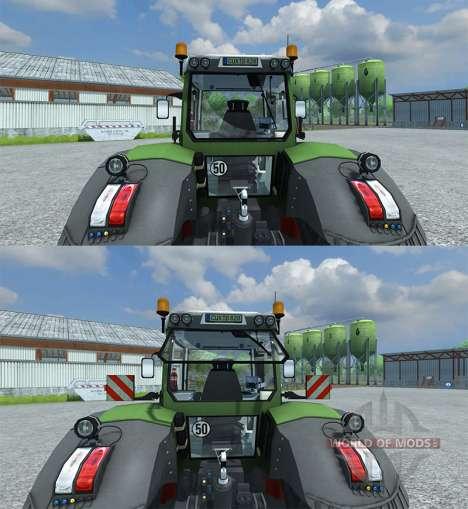 Fendt 828 Vario2 für Farming Simulator 2013