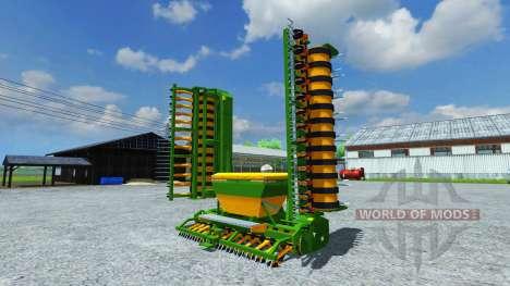 Amazone Seeder 9M für Farming Simulator 2013