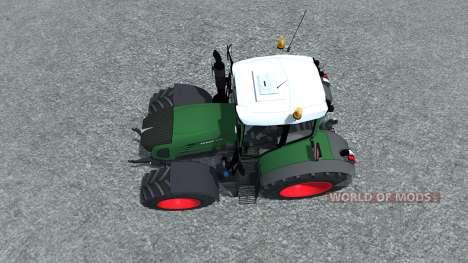 Fendt 939 Vario v2.1 für Farming Simulator 2013