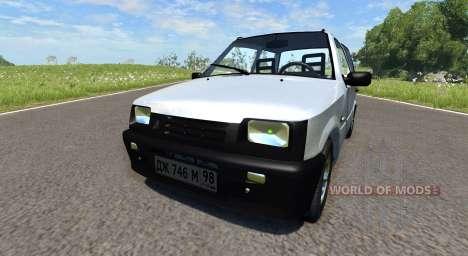 VAZ-1111 für BeamNG Drive