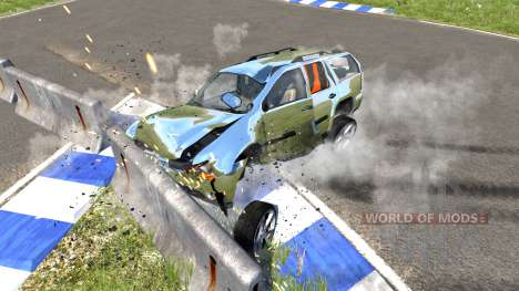 Chevrolet Tahoe pour BeamNG Drive