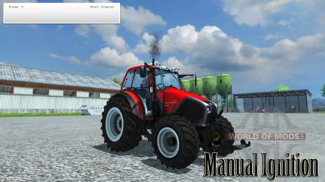 Hand-Zündung für Farming Simulator 2013