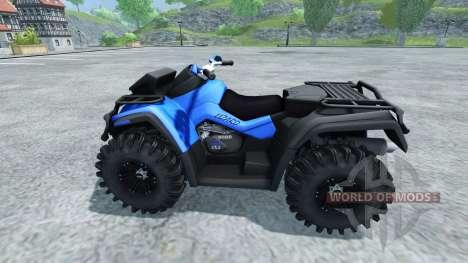 Lizard ATV pour Farming Simulator 2013