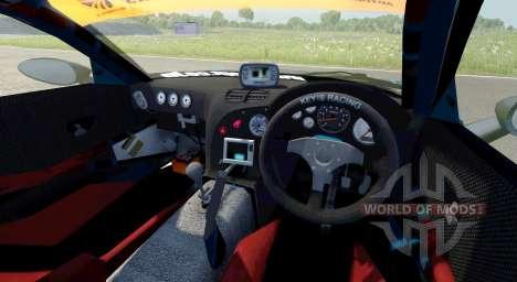 Mazda RX-7 Drift Falken pour BeamNG Drive