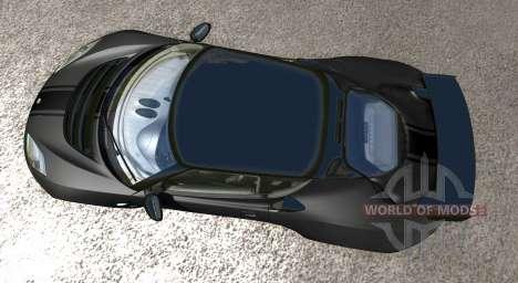 Lotus Evora GTE 2011 [Black] für BeamNG Drive