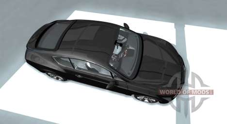 Bentley Continental GT 2011 pour BeamNG Drive