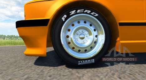 BMW 540i E34 Drift für BeamNG Drive