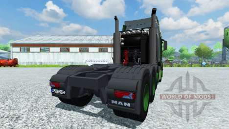 MAN TGA pour Farming Simulator 2013