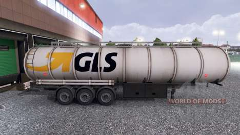 Real logos für Euro Truck Simulator 2