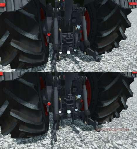 Fendt 828 Vario2 pour Farming Simulator 2013