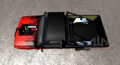 Gavril D-Series DRAG für BeamNG Drive