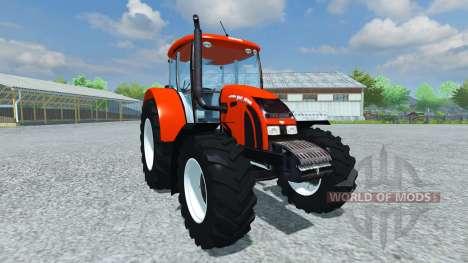Zetor Frontera 10641 pour Farming Simulator 2013