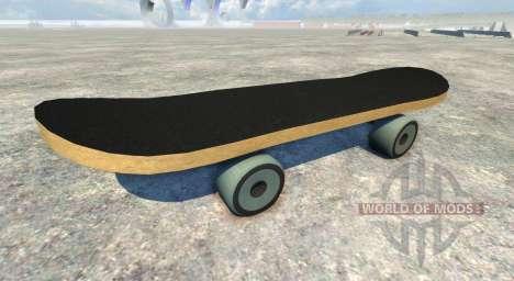 DSC Skateboat pour BeamNG Drive